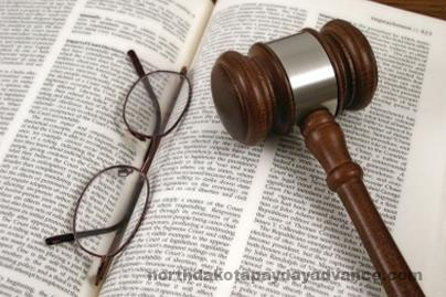 cash advance laws in ND